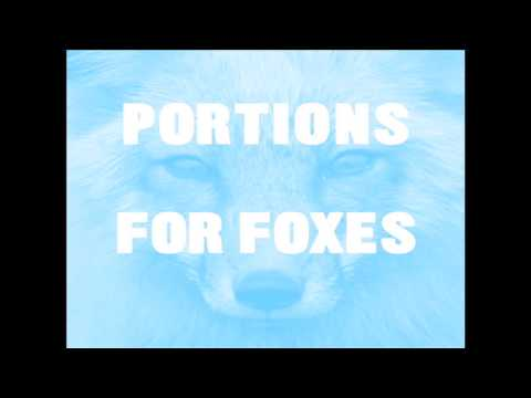Caught A Ghost - Portions For Foxes (Rilo Kiley Cover)