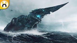 Knifehead Category 3 Kaiju Explained   Pacific Rim: Uprising