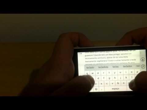 Review - Resenha Nokia Lumia 520 - Pt BR