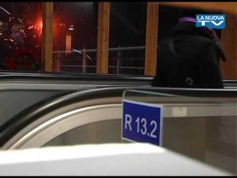 """Servizio la nuova TG """"Scale mobili Santa Lucia"""" 02-06-2015"""