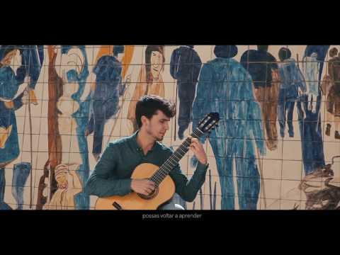 Amar pelos dois - Salvador Sobral - João Dias, Guitarra Clássica