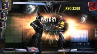 Injustice Antimatter Sinestro Challenge