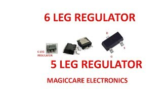 LED TV COMBO BOARD WITH 6 LEG & 5 LEG MOSFET EXPLAINED BY MAGICCARE ELECTRONICS