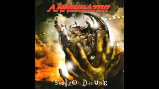 Watch Annihilator Something Witchy video