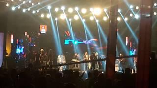 Ninja live at chandigarh university cufest 2k18