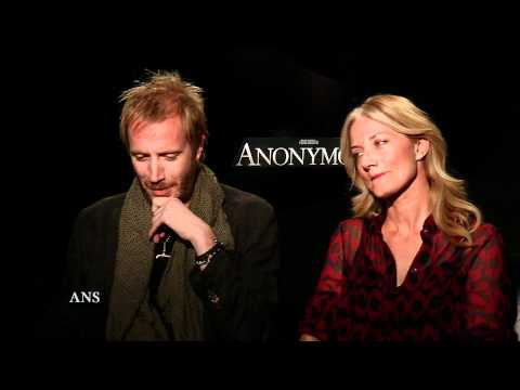 RHYS IFANS, JOELY RICHARDSON ANONYMOUS INTERVIEW