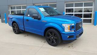 2019 FORD F150 4X4 SUPERCHARGED  FCP SUPERQUAKE EDITION