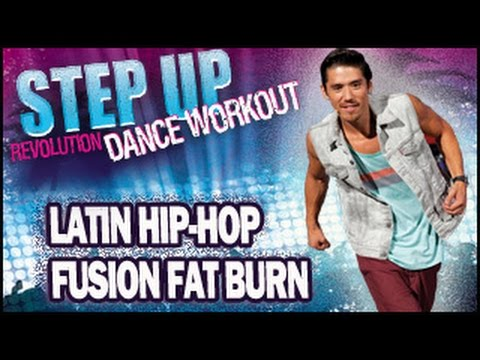 Step Up Dance Workout: Latin Hip-hop Fusion Cardio Fat-burn With Bryan Tanaka video