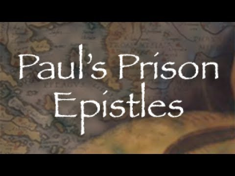 prison epistles of paul Examines paul's response to the heretical teachings that introduced the veneration of lesser spiritual beings into christian worship.