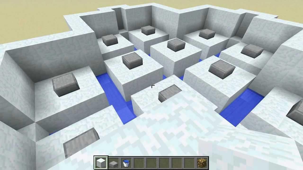 Minecraft Mob System Design