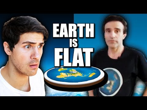 I spent a day with FLAT EARTH believers