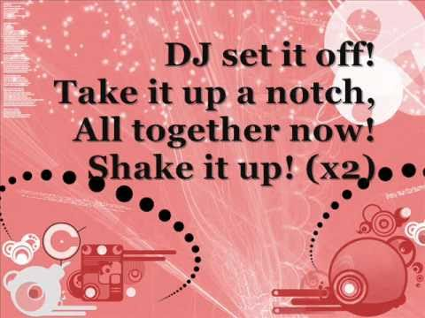 Shake It Up - Selena Gomez HQ Lyrics