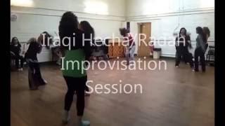 Iraqi Hecha/Radah Dance - رقص عراقي/ ردح عراقي