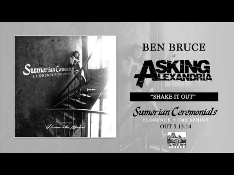 Ben Bruce Of Asking Alexandria - Shake It Out video
