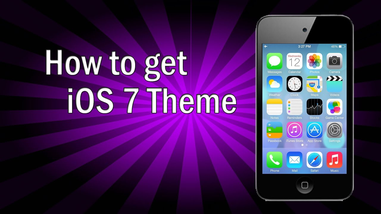 Ipod Ios 8 How to Get Ios 7 For Ipod 4g