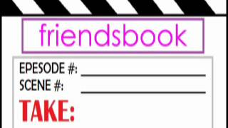 Friendsbook - FRIENDSBOOK 1ST PART