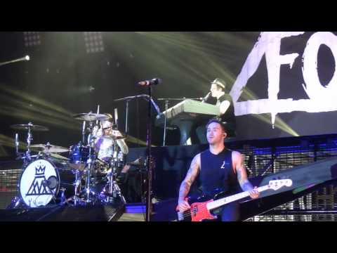 Fall Out Boy - Save Rock and Roll @ Barcelona 2014