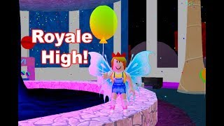 Roblox Royale High With Molly! - The Toy Heroes