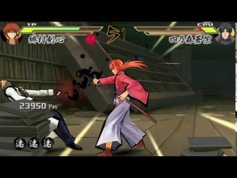 Rurouni Kenshin Meiji Kenkaku Romantan Saisen Himura Story Mode Part 3 Strongest Rematch