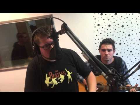 A FEW SONGS LEFT - Through the glass - unplugged @ 107.7 Radio Hagen