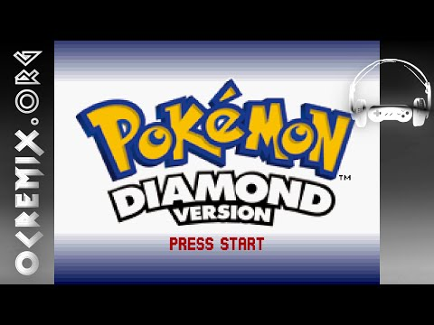 OC ReMix #2192: Pokémon Diamond Version 'Bullet for My Piloswine' [Rt. 225] by halc, PROTO·DOME...
