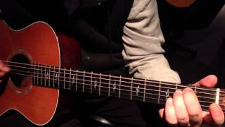 Fingerpicking For Beginners Lesson 8