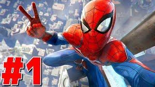 ついにゲームを超えました! - スパイダーマン / Spider-Man - #1