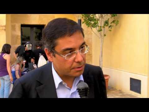Festival Giornalismo Marsala – Le Interviste – Andrea Vianello