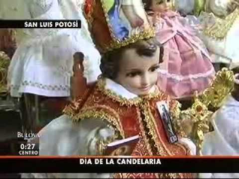 Conservan tradición de vestir al Niño Dios, el Día de la Candelaria