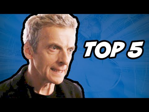 Doctor Who Series 8 Episode 4 Review And Easter Eggs