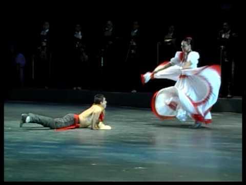 La iguana_Fundadores del Ballet Folklórico de la Universidad de Colima