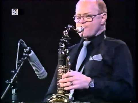 Bobby Burgess Big Band Explosion feat. Don Menza Jazzfestival Burghausen 1992 - Rose Tattoomp4