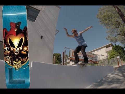 Jordan Maxham - Reaper Returns Series | Blind Skateboards