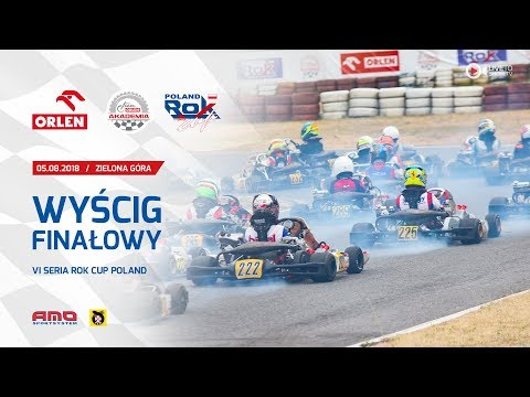 6 Seria Rok Cup Poland 2018 / Wyścigi Finałowe - Zielona Góra 05.08.2018