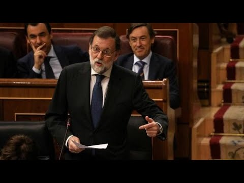 Spain's PM says direct rule of Catalonia is the 'only reponse' to its bid for independence