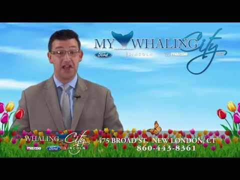 Whaling City Ford Spring 2015 Specials