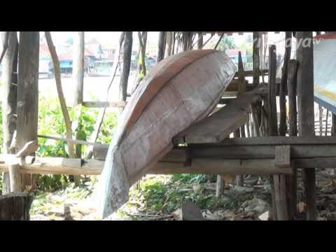 Biaya Produksi Satu Perahu Bidar Rp. 60 Juta