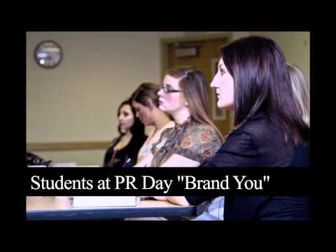 "Screenshot of PR Day ""Brand You"" Youtube video"