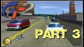 Let's Play Gran Turismo 2 Part 3: Lightweight K & Clubman Cups + GT Nationals