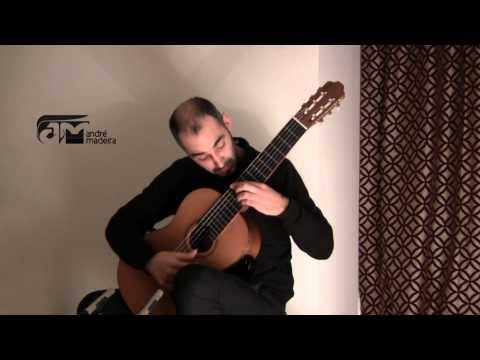 Big Guitar IV - Sonata III (1st) - Ponce - André Madeira