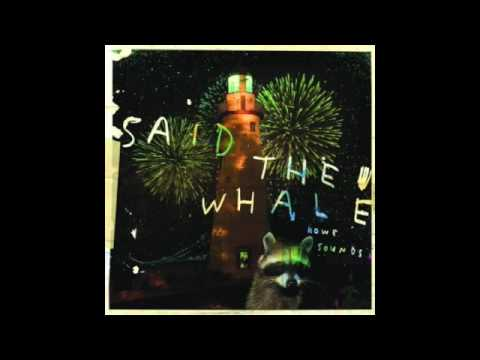 Said The Whale - Plans For The Future