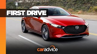 2019 Mazda 3 review: FIRST DRIVE