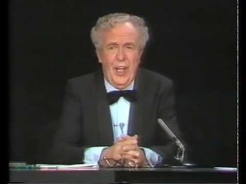 Wim Kan bij de De alles is anders show 1981