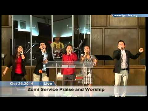 Oct 26,2014 Zomi Service Praise and Worship