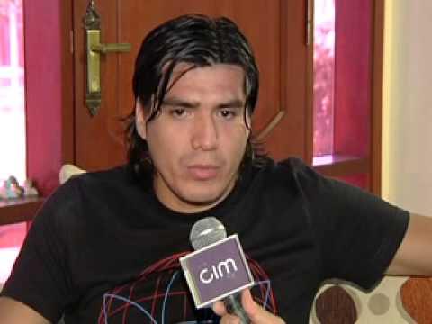 Fidencio Oviedo fue elegido mejor jugador para la pagina d10.com.py .mp4