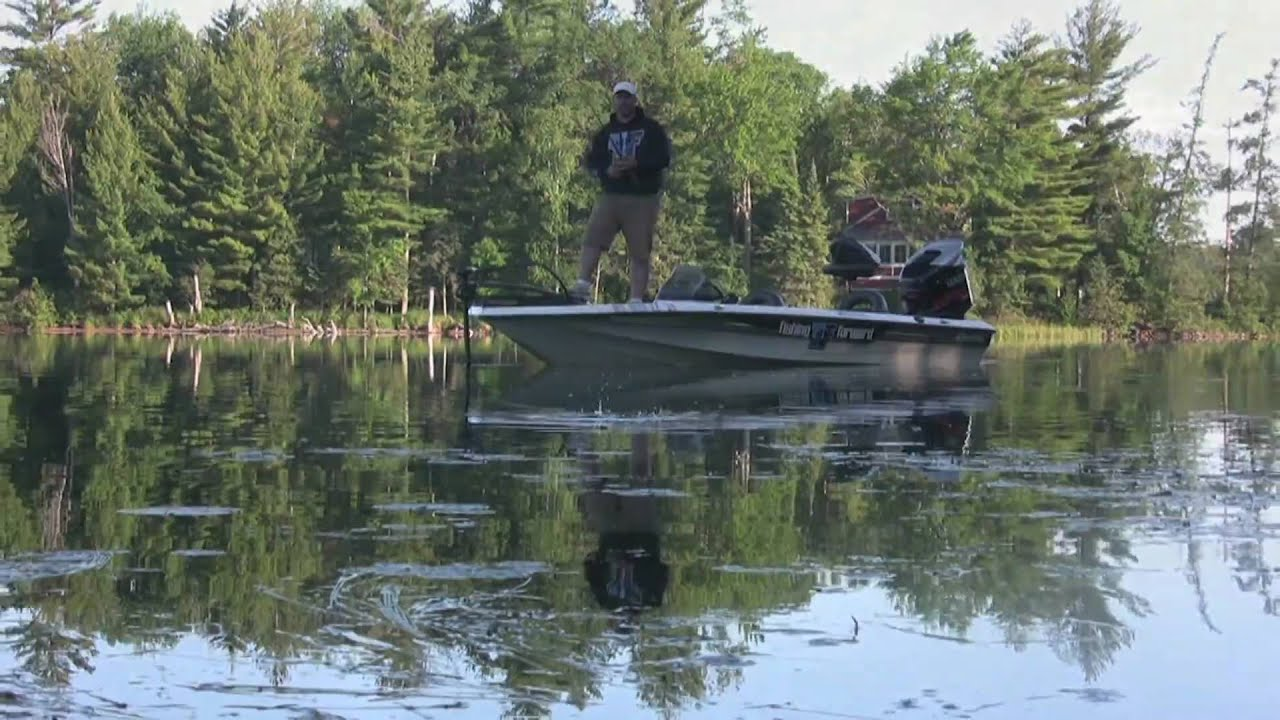 how to catch bass in summer months