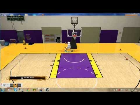 NBA 2K13 - How to Dunk PC (Easy Tutorial)