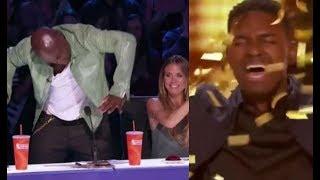 Jonny Manuel: Gets a 2nd Chance From Simon To Seal's GOLDEN BUZZER!! America's Got Talent 2017