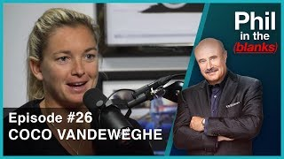 Phil In The Blanks #26 - COCO VANDEWEGHE