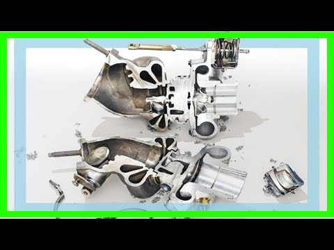 Breaking News | Prime Cuts: We Slice Open a Turbocharger to Reveal How It Works